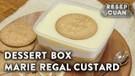 DESSERT BOX MARIE REGAL CUSTARD 35 RIBUAN!   RESEP CUAN