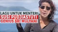 Genius Sri Mulyani  - Susi Pudjiastuti ( i love u full ) Official Music Video