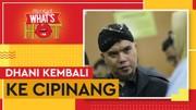 Ahmad Dhani Dikembalikan ke Rutan Cipinang