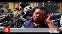 Razia Protokol Kesehatan di Ngawi