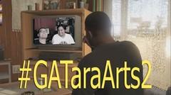 AJEGILEE!!! FRANKLIN GTA V pengen PS4 juga??!! #GATaraArts2