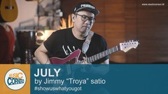 """EPS 90 - """"July"""" by Jimmy Satio"""