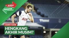 Bursa Transfer: Mulai Bosan di Tottenham Hotspur, Harry Kane Diyakini Akan Hengkang Akhir Musim