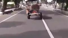 Auto Delman (Tanpa Kusir)