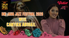 Exclusive Interview With Cantika - Java Jazz Festival 2020