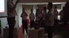 Keseruan Pelatihan Medsos di Kwarda Gerakan Pramuka Riau