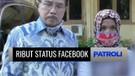 Tersinggung karena Status Facebook, Emak-Emak Pukul Kepala Tetangganya dengan Sodet