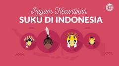 Inilah Ragam Kecantikan dari Berbagai Suku di Indonesia — Good News From Indonesia