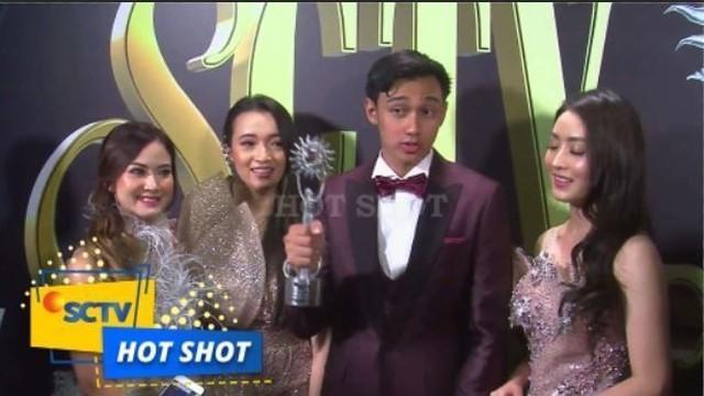 Sinetron Cinta Karena Cinta Borong Penghargaan Sctv Awards 2019 Hot Shot