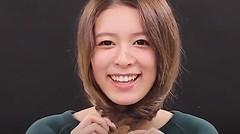Kepang Rambutmu Mulai Dari Depan Wajahmu