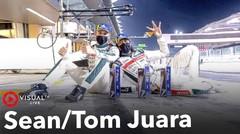 Performa Gemilang Sean Antarkan Podium Pertama Asia Le Mans Series