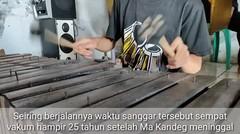 Begini Kondisi Sanggar Seni Peninggalan Maestro Wayang Wong Cirebon
