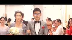Oktavia & Gabriel Wedding Jakarta