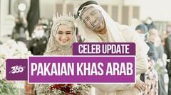 Bernuansa Arab, Intip Gaya Pakaian Reza Zakarya DA dan Valda di Acara Pernikahan