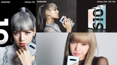 BLACKPINK Lisa Becomes New Brand Presenter of Samsung Galaxy S10 in Thailand