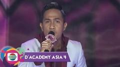 """Memang Asyik Melihat Ridwan Bernyanyi dan Berjoget di Lagu """"CITRA CINTA"""" - DA Asia 4"""