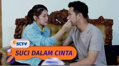 Uwow! Almira Bantu Obati Keenan | Suci Dalam Cinta - Episode 10 dan 11