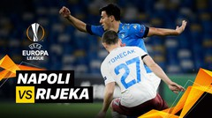 Mini Match - Napoli vs Rijeka I UEFA Europa League 2020/2021