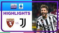 Match Highlights | Torino 0 vs 1 Juventus | Serie A 2021/2022