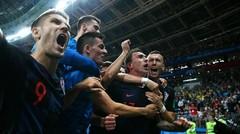 Cuplikan Pertandingan Kroasia vs Inggris - Piala Dunia 2018 Rusia Dokter Bola