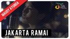 Maudy Ayunda - Jakarta Ramai | Official Video Clip