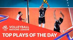 Top Plays of the Day | VNL MEN'S 26/06/2021