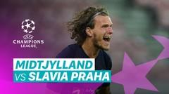 Mini Match - Midtjylland VS Slavia Praha I UEFA Champions League 2020/2021