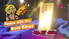 Redmi K20 Pro signature edition hanya dijual 20 unit