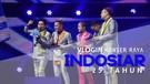 Keseruan perayaan HUT Indosiar Konser Raya 25