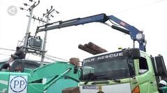 PLN mulai pulihkan jaringan listrik di Mamuju