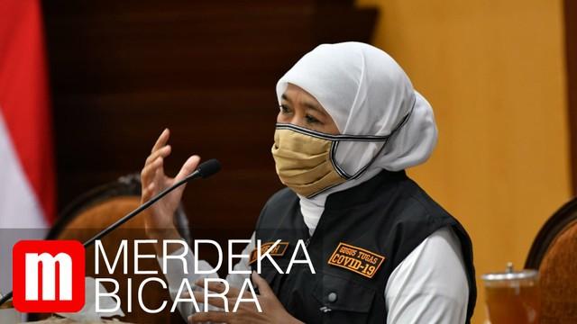 Jatim Bersiap Jalani Kehidupan New Normal - MERDEKA BICARA with Khofifah Indar Parawansa