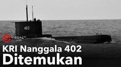 KRI Nanggala 402 Ditemukan, 53 Awak Gugur