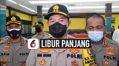 VIDEO TOP 3: Libur Panjang akan Tiba, Ini Imbauan Kapold Metro Jaya