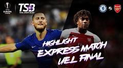 UEFA EUROPA LEAGUE | FINAL 2019 | EXPRESS MATCH