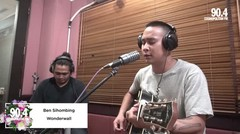 Ben Sihombing on Love Is In The Air | Wonderwall (Oasis Cover)