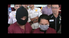 Penangkapan Pembunuh Karyawati Bank