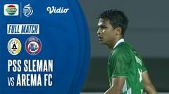 Full Match: PSS Sleman vs Arema FC | BRI Liga 1 2021/2022
