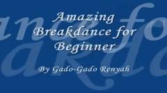 Amazing Breakdance For beginner - Just For Fun - Air Terjun Sumenep Jepara
