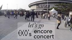 [KSTYLE TV] Let's go EXO encore concert