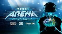 Tes Gopay Arena Championship