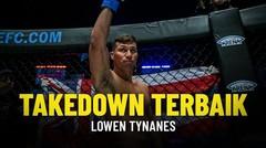 Takedown Terbaik | Lowen Tynanes | Highlight ONE