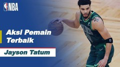 Nightly Notable | Pemain Terbaik 18 April 2021 - Jayson Tatum | NBA Regular Season 2020/21