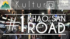 Kultura (Thailand Travel Series) - #1 Khao San Road