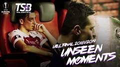 FINAL UEL 2018/19 | UNSEEN MOMENTS