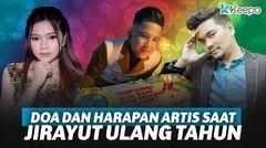SEMUA CINTA JIRAYUT!! Doa dan Harapan Artis Indonesia Saat Jirayut Ulang Tahun