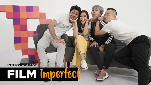 Streaming EXCLUSIVE INTERVIEW - Film Imperfect : Karier ...
