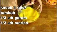 Tips Membuat Telur Gulung Keju Enakk