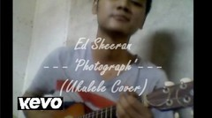 Ed Sheeran - Photograph (Ukulele Cover By Gita Gutabrak)
