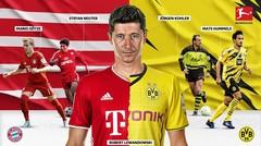 Menjelang Der Klassiker, Berikut Deretan Pemain yang Pernah Berseragam Bayern Munchen dan Borussia Dortmund