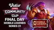 Vidio Community Cup Season 16